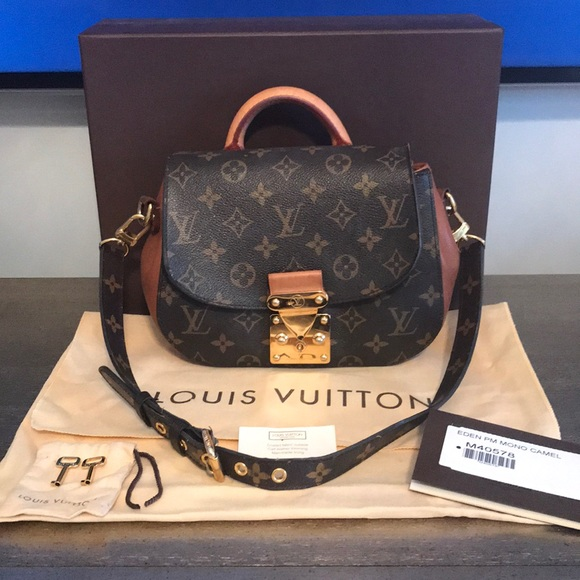 6aff2979916e Louis Vuitton Handbags - Louis Vuitton Eden pm monogram shoulder bag